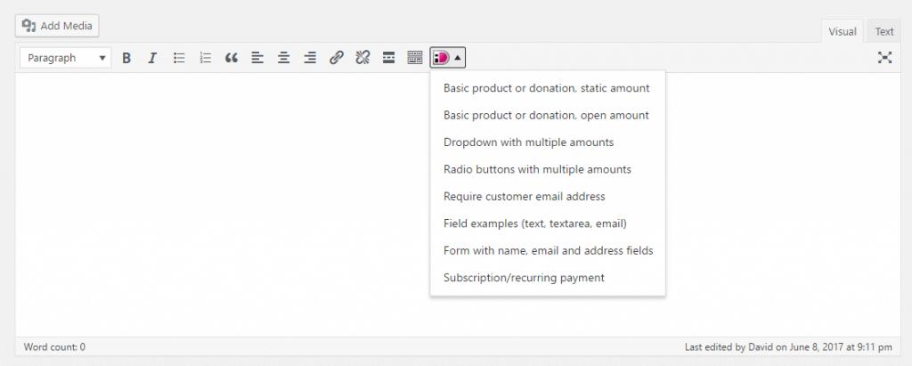 wordpress gravity forms alternatief